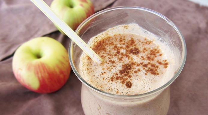 Vegan | Apple Pie Smoothie