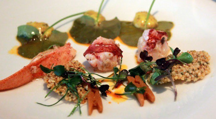 Arzak | Hemp's Mustard and Lobster