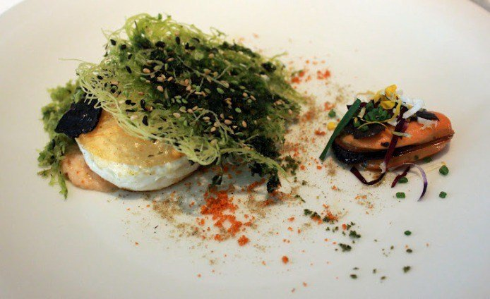 Arzak | Slow Poached Egg