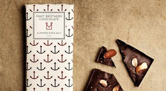 Mast Brothers Gourmet Chocolate Bar