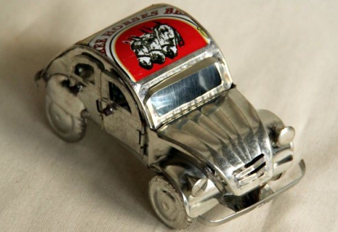 Beer Can Vehicles | Old Fashioned Car
