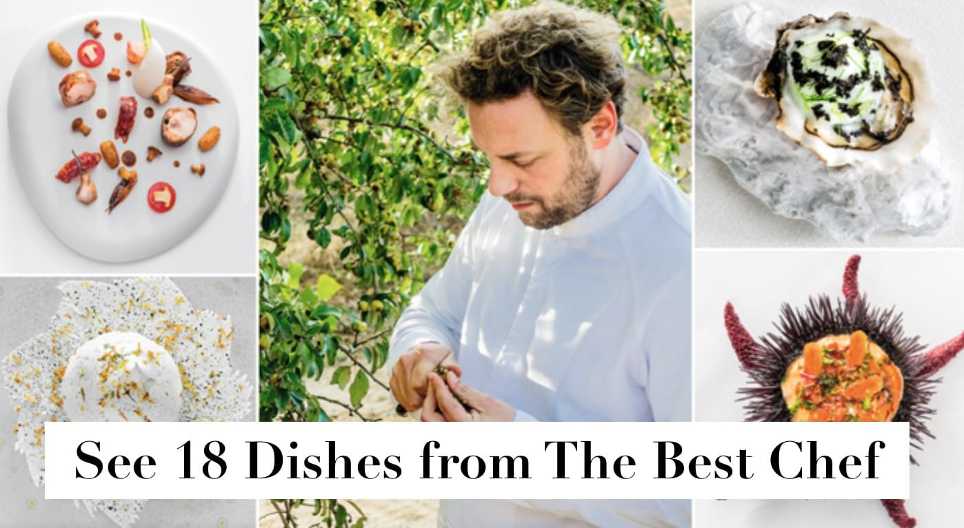 100 Best Chefs in The World 2019