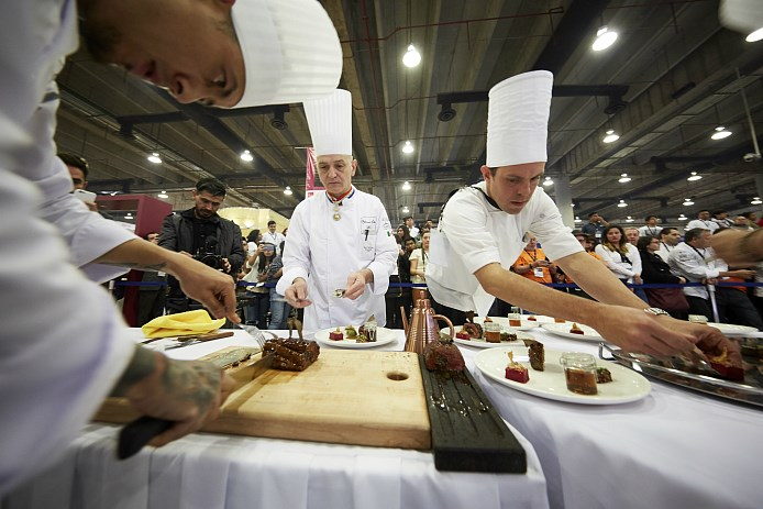 Bocuse dor | Competition