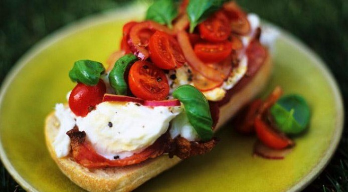 Meatless | Bruschetta