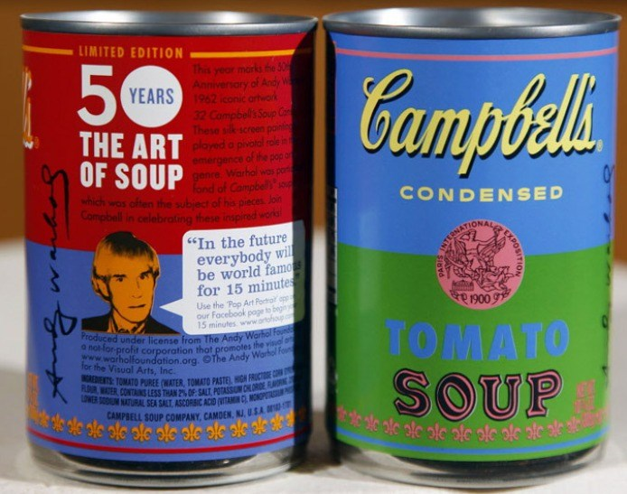 Campbell's Soup | Andy Warhol