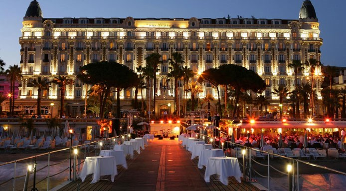 Cannes Restaurant | Intercontinental Carlton Hotel