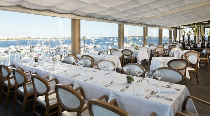 Cannes Restaurants | Radisson Blu