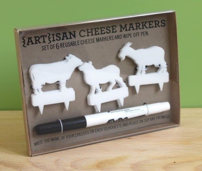 Cheese Markers