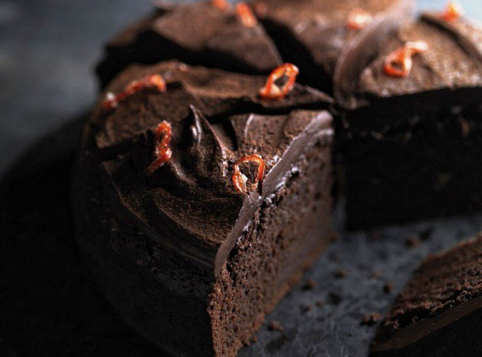 Chili Chocolate | Chili Chocolate Cake