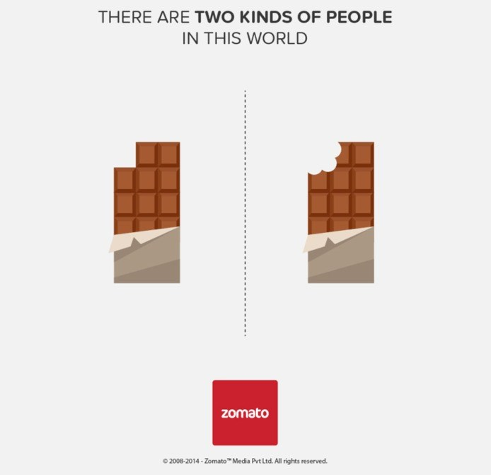 Zomato | Chocolate