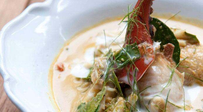 Crab | Coconut Curry