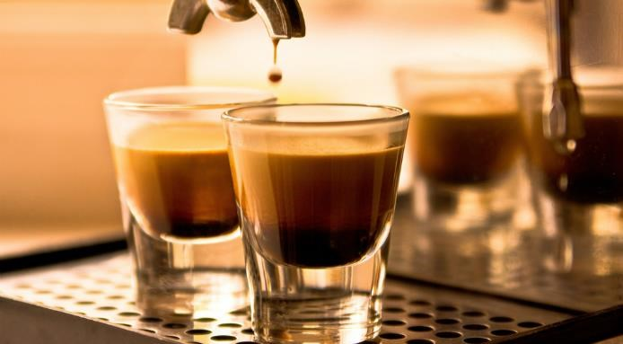 coffees made from espresso