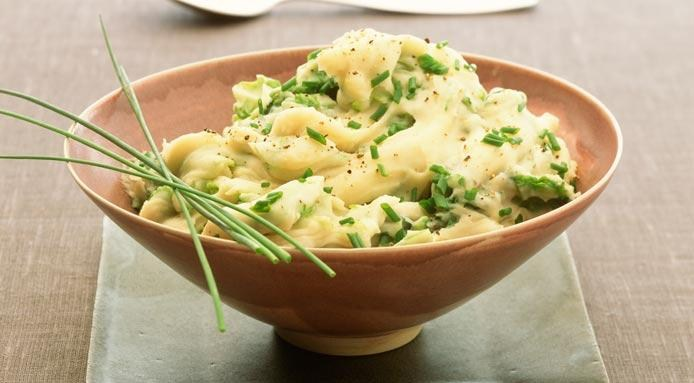 Meatless | Colcannon Mashed Potatoes