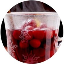 Christmas Dinner Ideas | Cranberries Punch