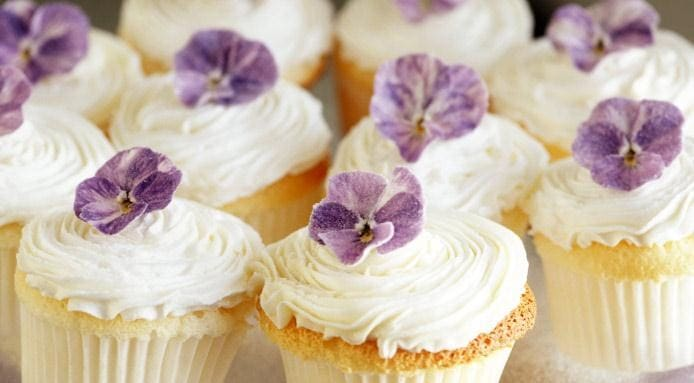 Gluten Free Cupcakes | Violets