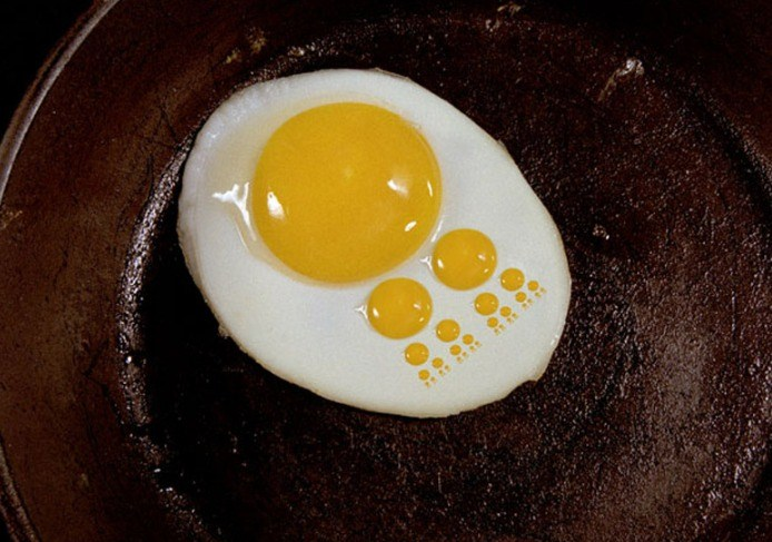 Kevin Van Aelst | Fried Egg