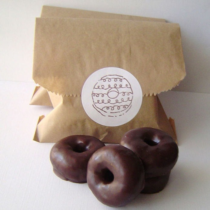 Fake Food Soap by Kasey Hachler | Donuts