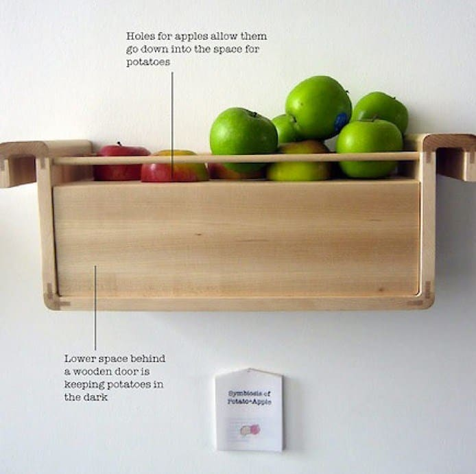 Save Food From The Fridge | Apples & Potatoes