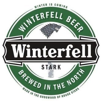 Game Of Thrones Beer Labels