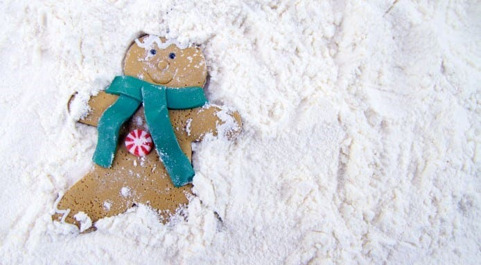 Gingerbread Men Cookie Recipe | 1