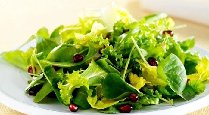 Meatless Monday | Salad Pomegranate