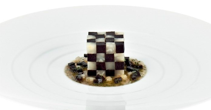 Inter Scaldes Netherlands Dish