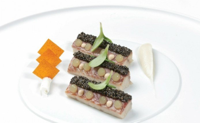 Inter Scaldes Netherlands Dish 2