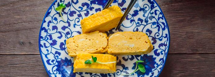 Breakfast Around the World | Japanese Tamagoyaki