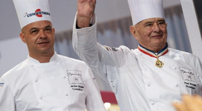 Jerome and Paul Bocuse