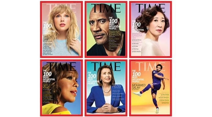 Time magazine 100 most influential