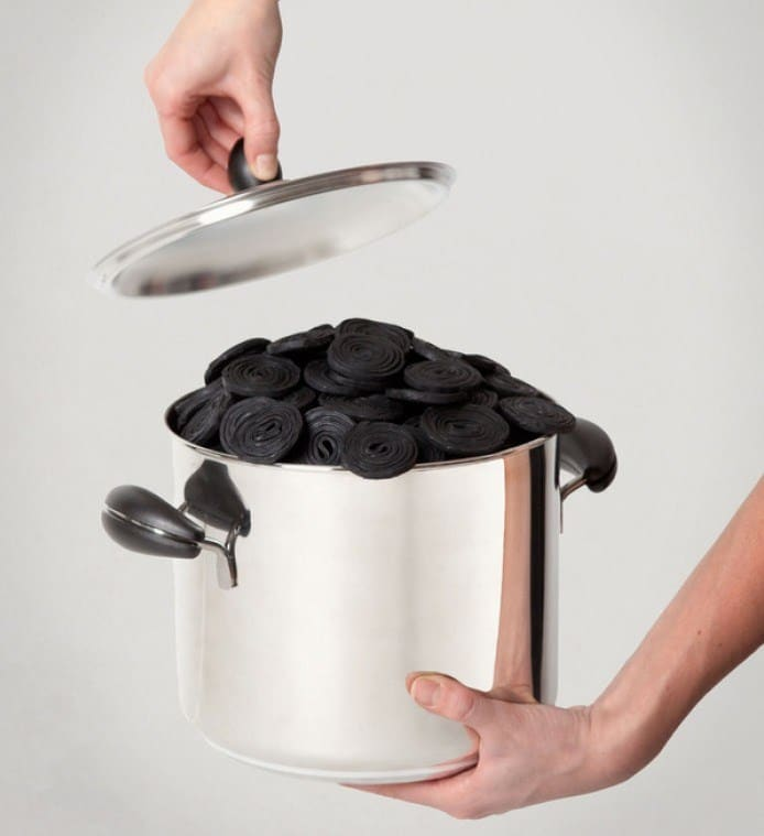 Amazing Food Art Made Of Clay | Licorice