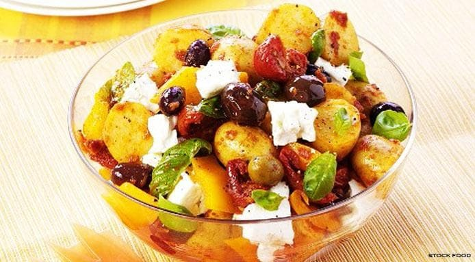 Greek | Mediterranean Salad