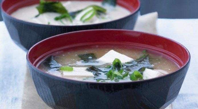 Meatless Monday | Miso Soup