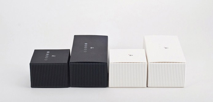 Moon Glasses | Black and White Boxes