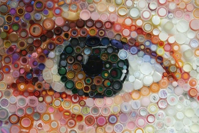 Plastic Bottle Caps | My Eye