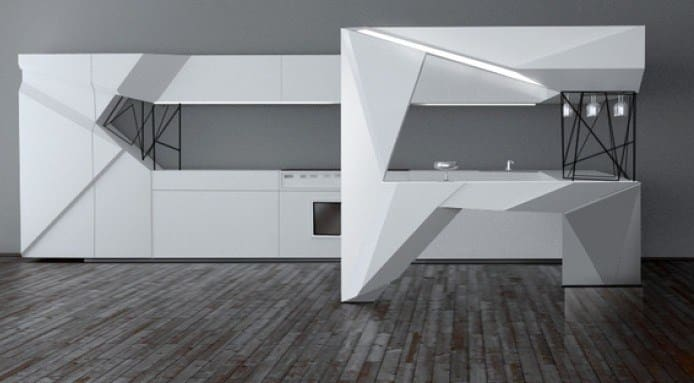 Origami Kitchen | Kitchen Set