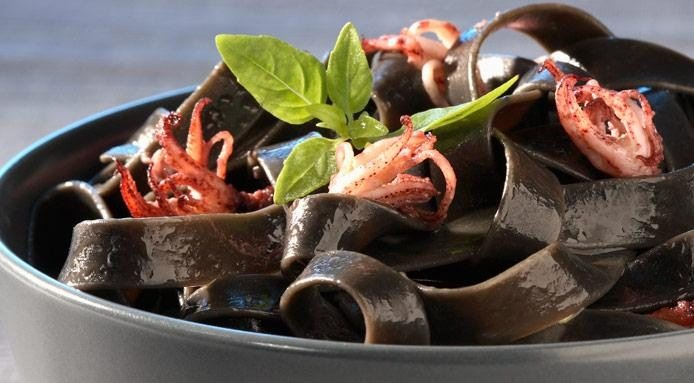 Pasta | Squid Ink