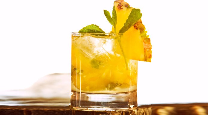 Cocktail Trends | Pineapple Rum