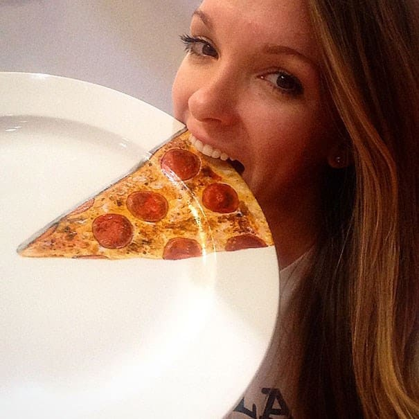 pizza-plate-painting