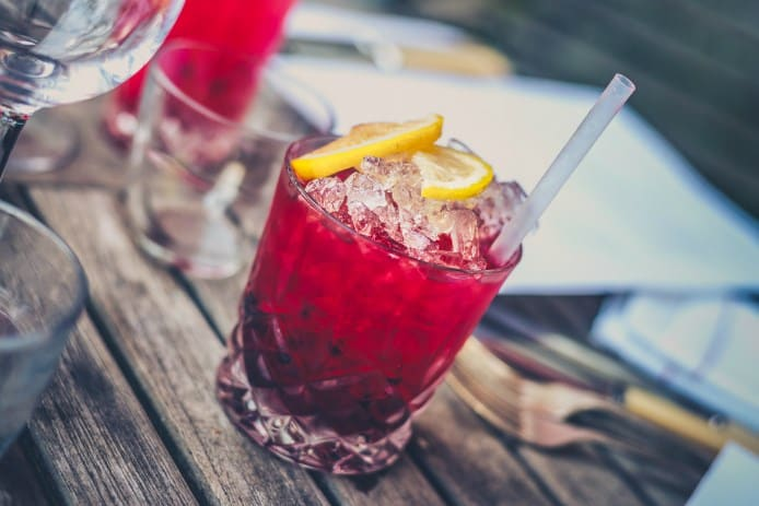 red-cocktail