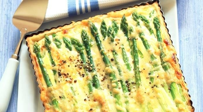 Brunch | Ricotta Quiche