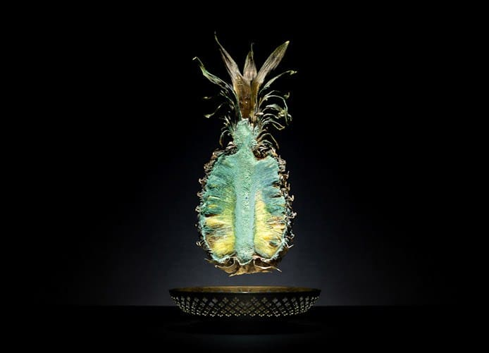 Food Art From Waste | Pineapple
