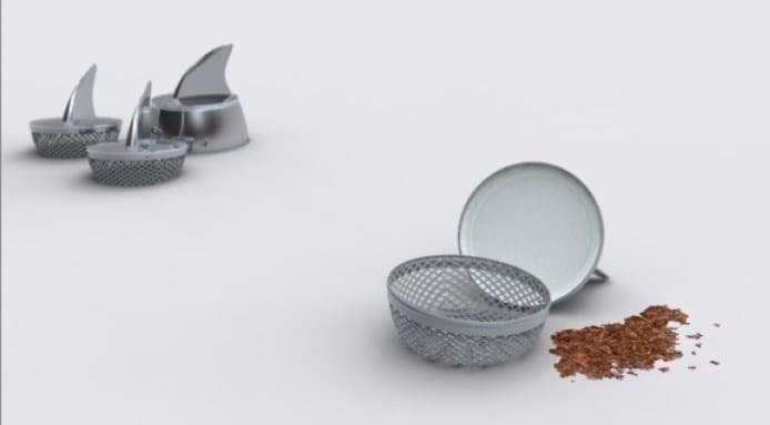 Shark Tea Infuser | Parts