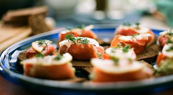 Brunch | Salmon Toast