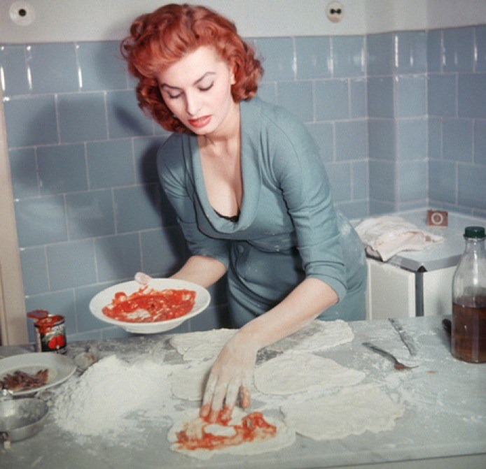 Sophia Loren Kitchen