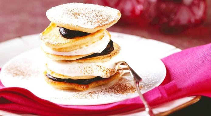 Brunch | Sour Cream Pancakes