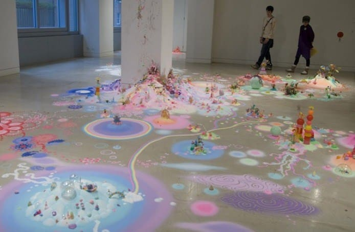 Sugar Art | Floor Installation