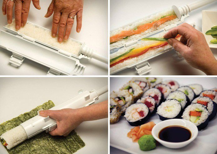 Sushi Bazooka | How To