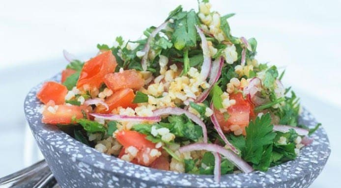 Lunch Recipes | Tabouleh