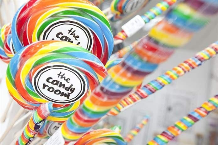 The Candy Room | Lollipops